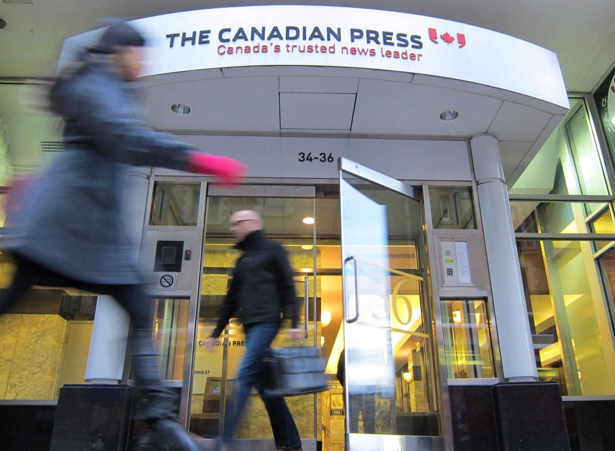 CP's Toronto headquarters