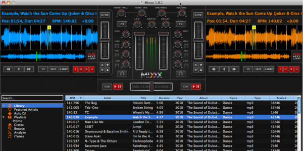 Open source digital DJ: Integrating Airtime and Mixxx | Sourcefabric