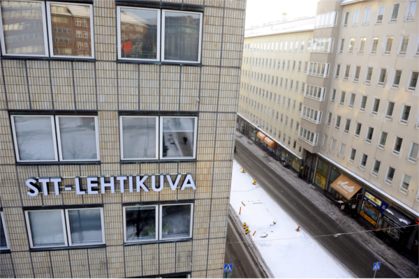 Live Blog syndication in Finland