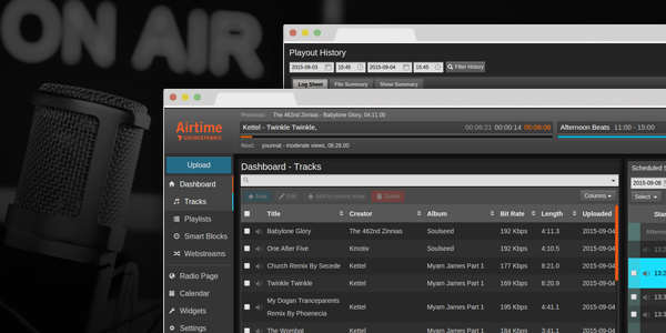 Airtime Pro's got a new look