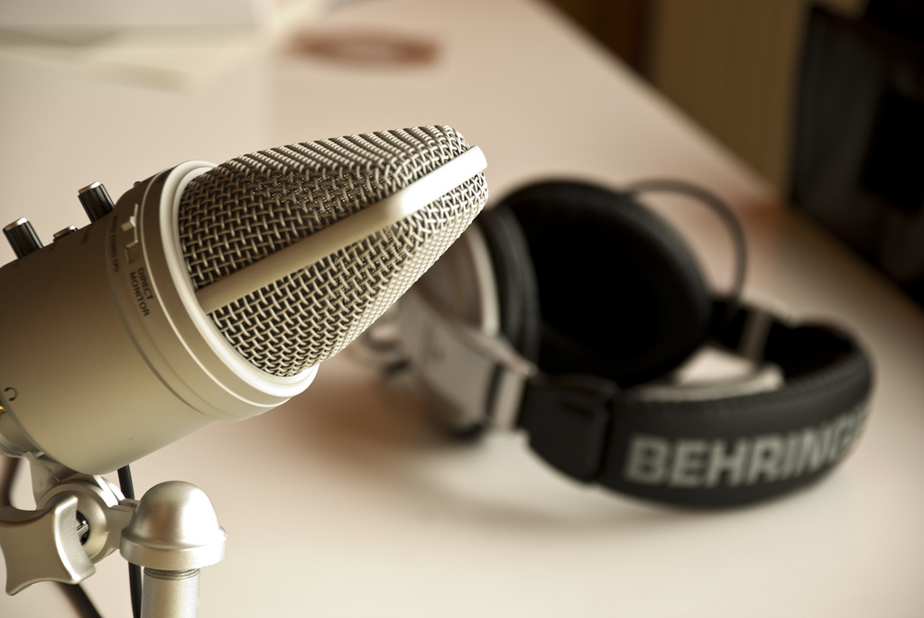 Broadcast and Podcast in one place