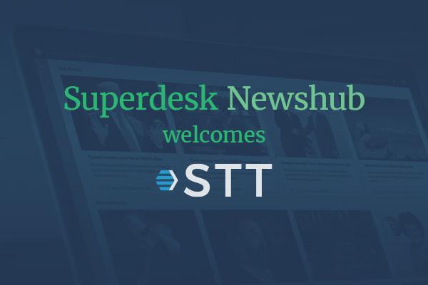 Finnish News Agency STT Joins the Superdes