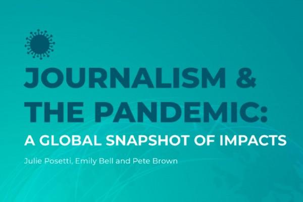 ICFJ-Tow Center Journalism and the Pandemic Project