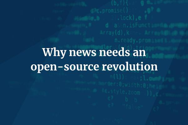 Exploring the benefits of FOSS for journalism in the Global South.